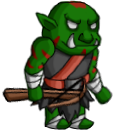 Orc Crossbow